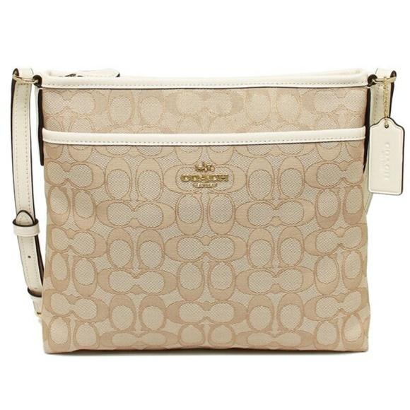 0d2ce2359 Coach Bags | Bag Outlet F29960 Signature Jacquard F | Poshmark